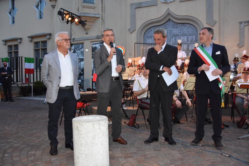 Il saluto di Claudio Sileo, Direttore Generale Istituti Milanesi Martinitt e Stelline e Pio Albergo Trivulzio