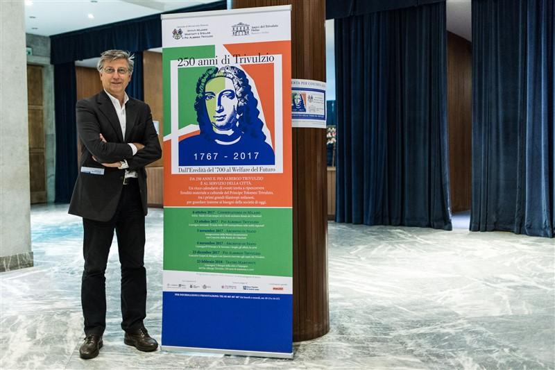 Claudio Vito Sileo, Direttore Generale degli Istituti Milanesi Martinitt e Stelline e Pio Albergo Trivulzio