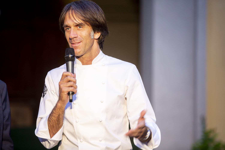 Chef Davide Oldani. ©Cassaro